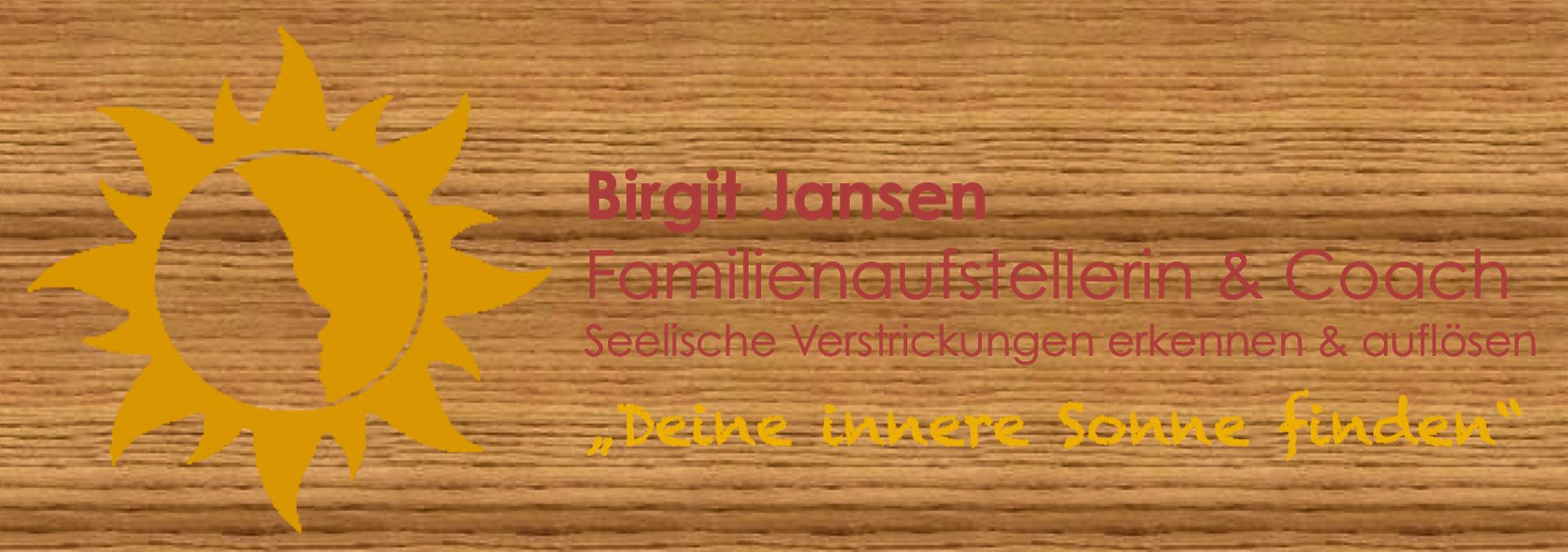 Bild zu Deine innere Sonne - Familienaufstellungen - Coaching - Birgit Jansen in Solingen