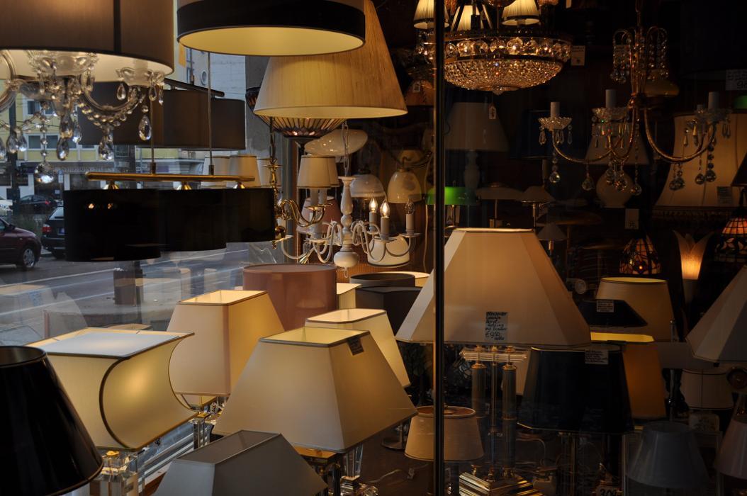 Lampenschirme Elegance, Düsseldorfer Straße in Meerbusch