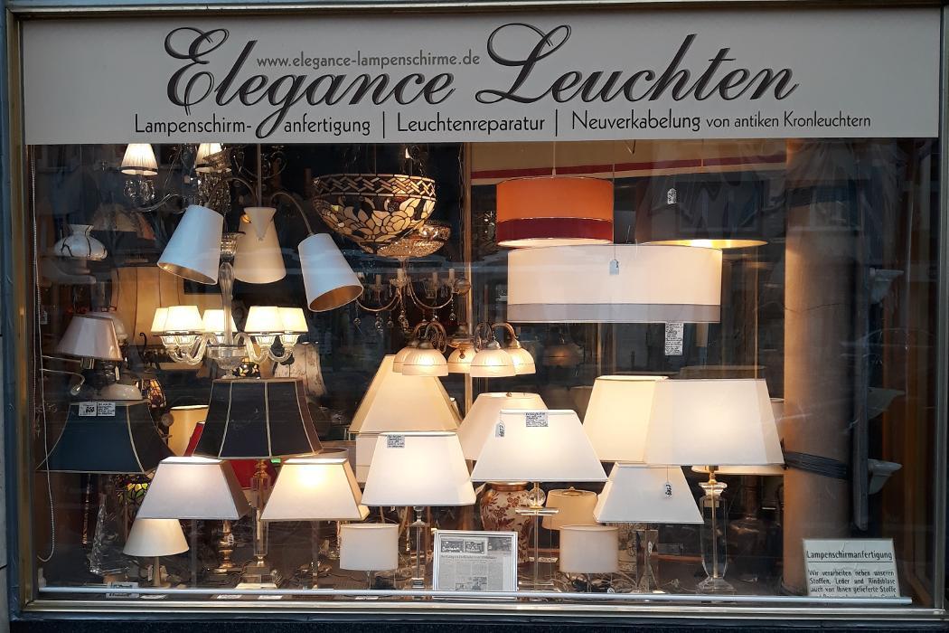 Bild zu Lampenschirme Elegance in Düsseldorf