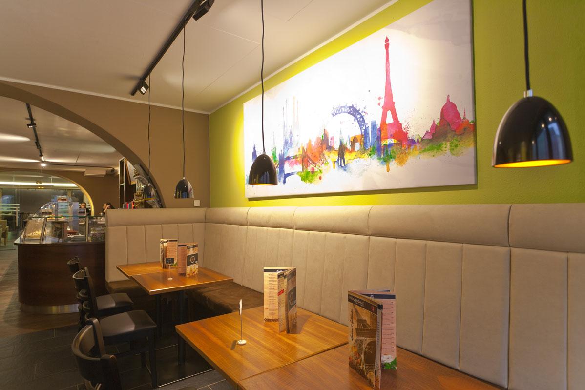 Cafe-Bistro Mousseaux