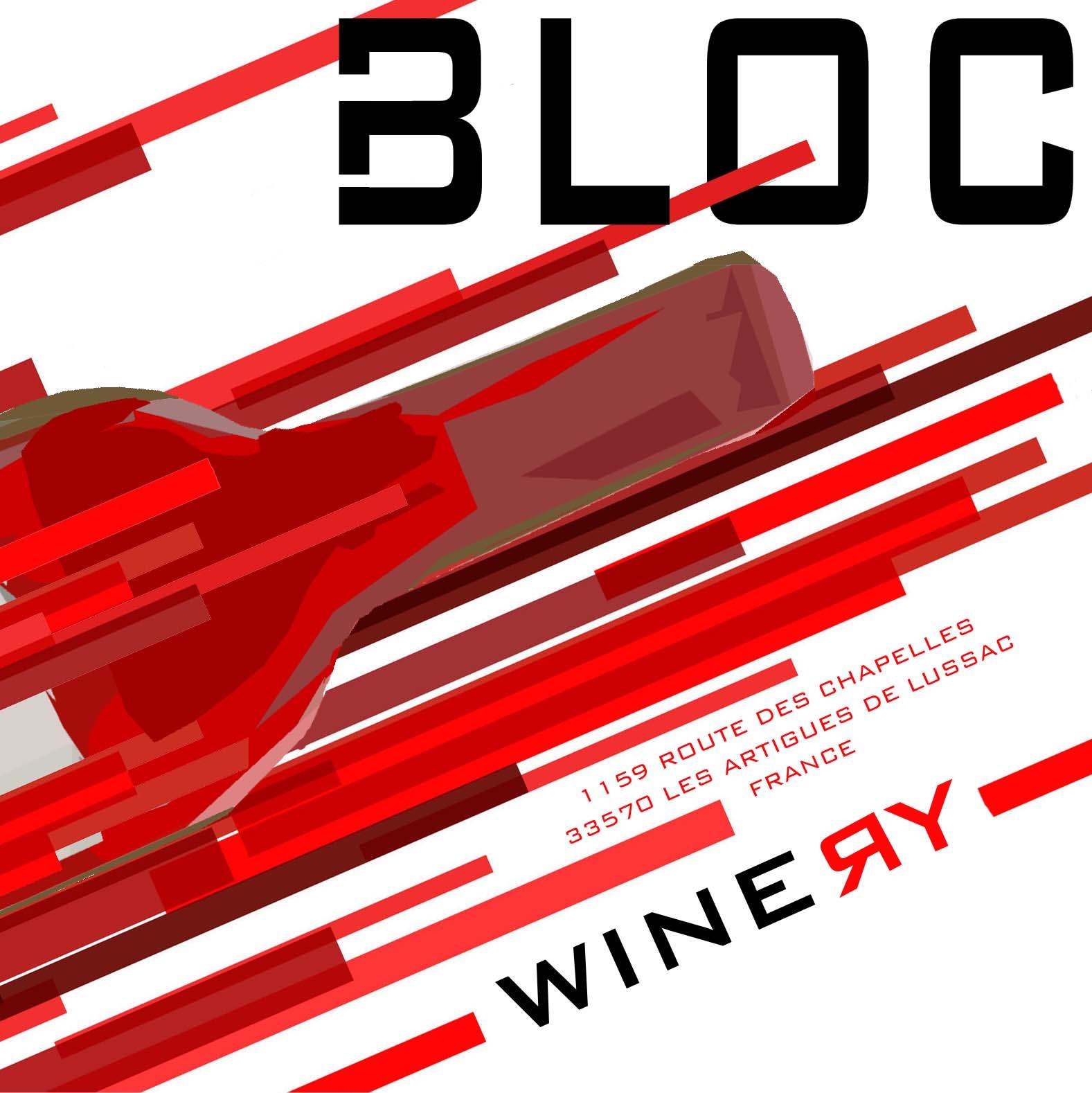 BLOC WINERY bar a vin