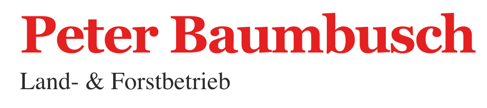 Peter Baumbusch Land- & Forstbetrieb