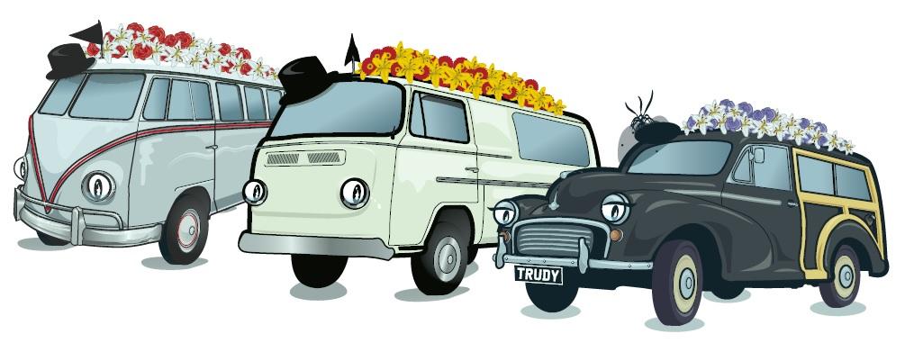 Volkswagen Funerals / Simply Funerals
