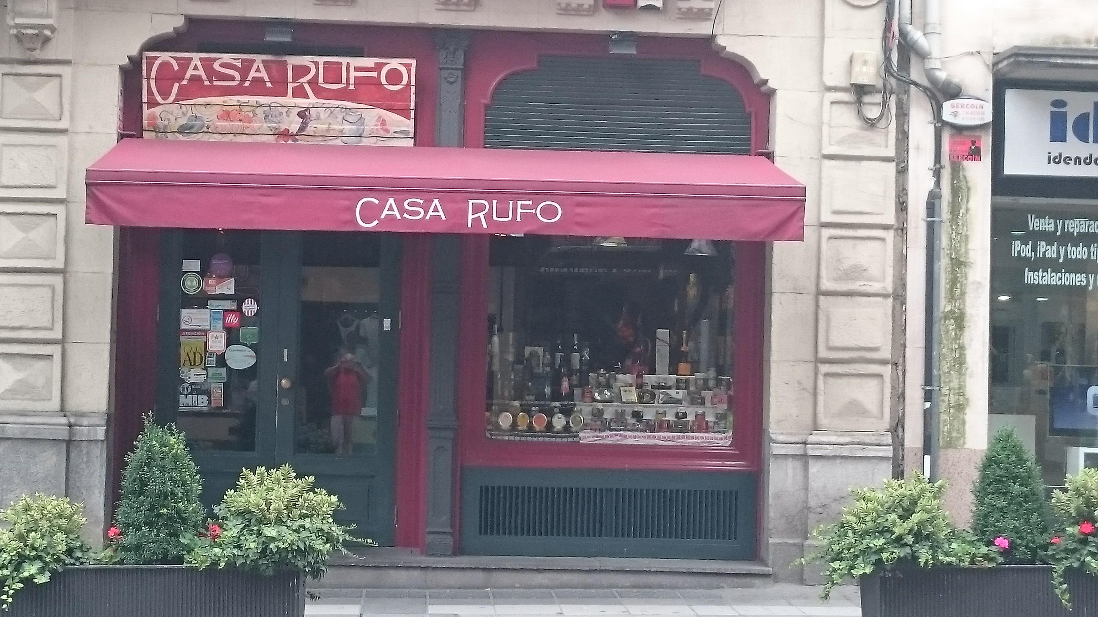 CASA RUFO
