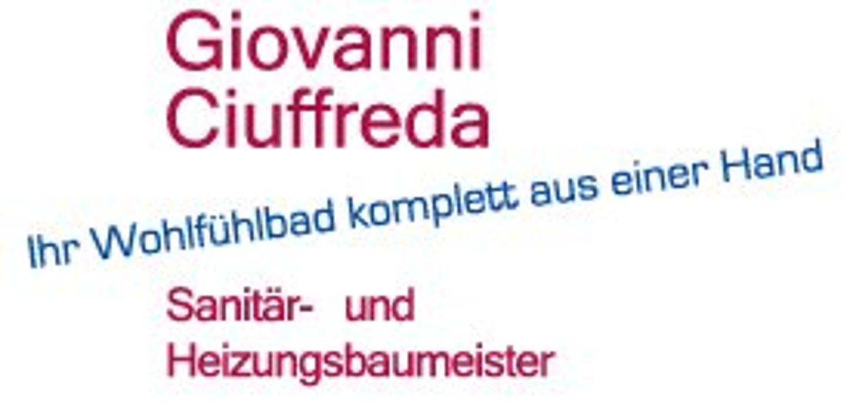 Bild zu Giovanni Ciuffreda Sanitär- und Heizungsbaumeister in Stuttgart