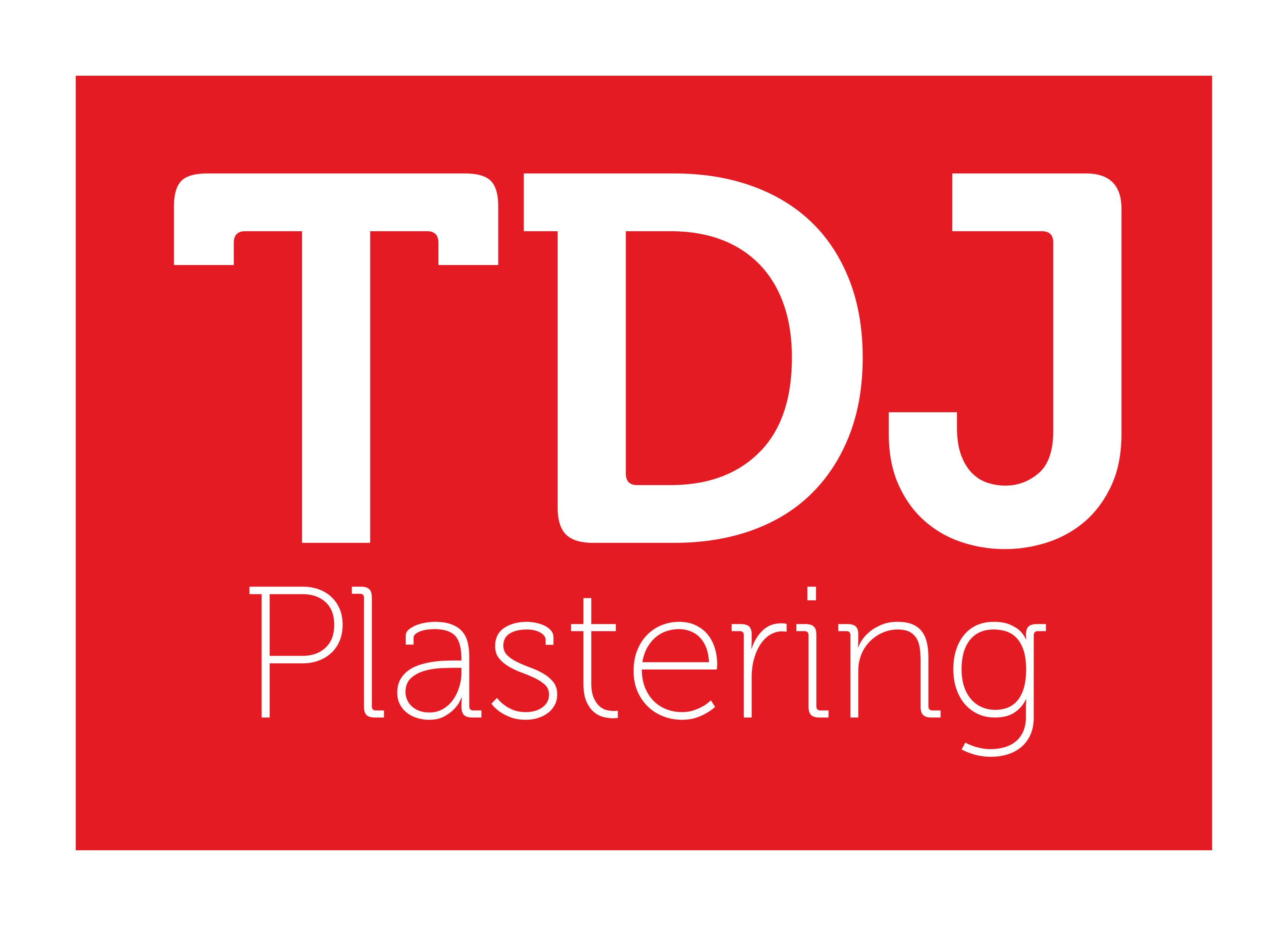 TDJ Plastering