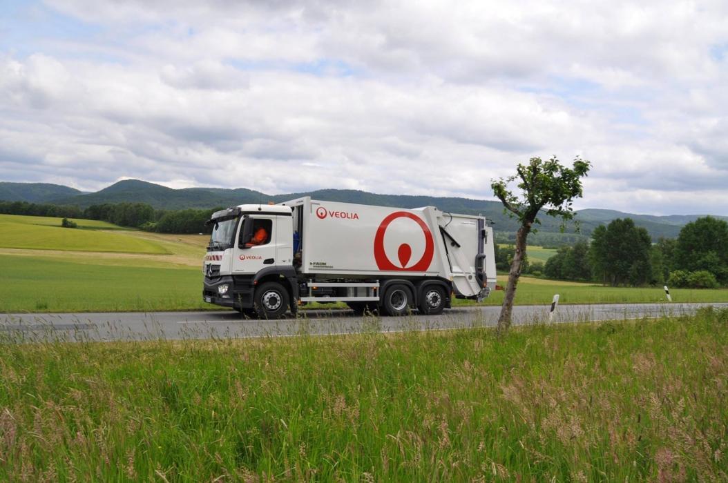 Veolia Umweltservice Ost GmbH & Co. KG, Gradestraße in Berlin