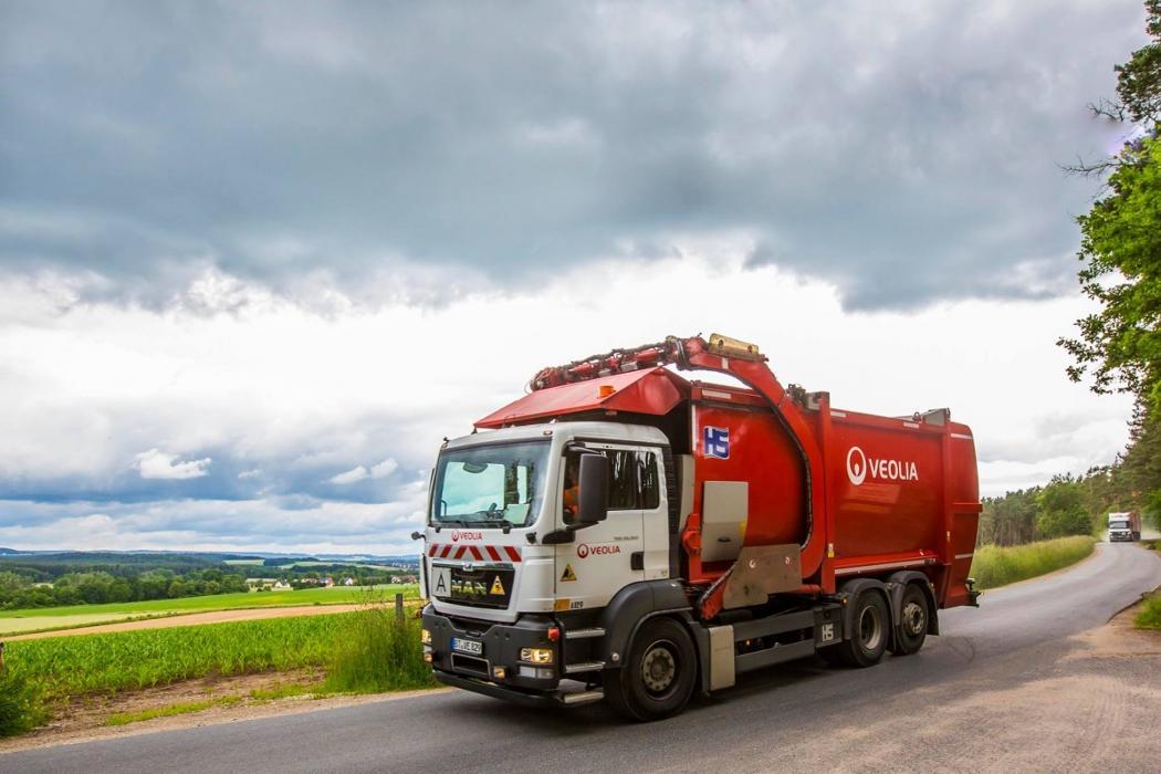 Bild der Veolia Umweltservice West GmbH