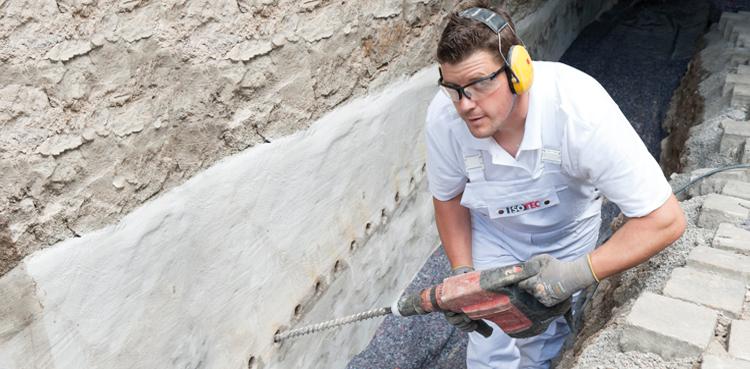 ISOTEC-Fachbetrieb Abdichtungstechnik Kortholt & Stutz GmbH