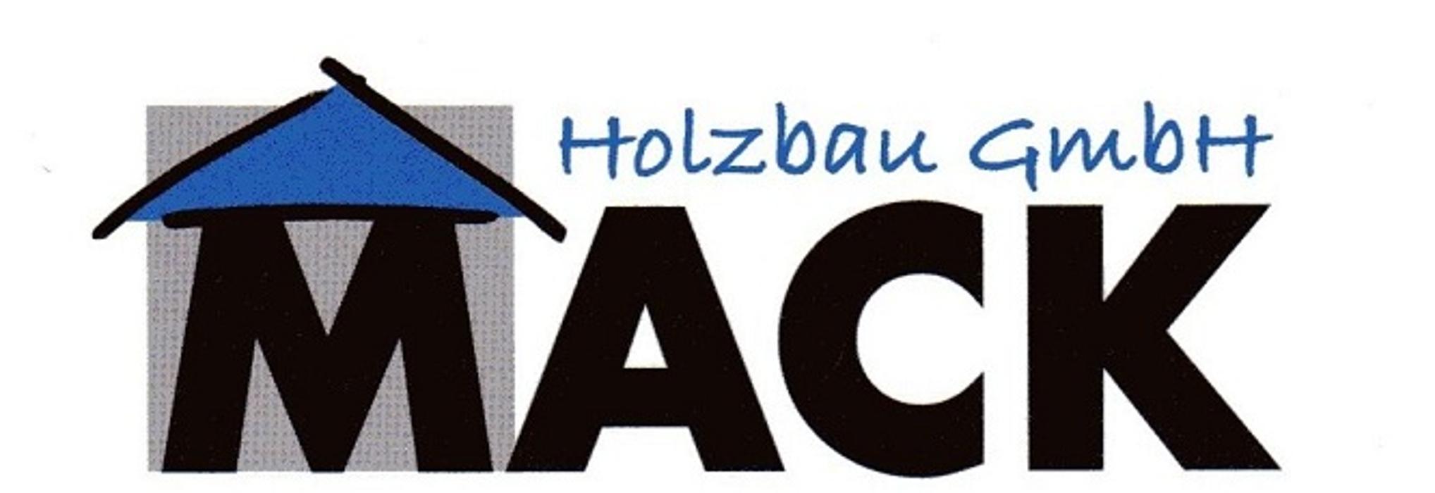 Bild zu Holzbau Mack GmbH in Tannhausen bei Ellwangen Jagst