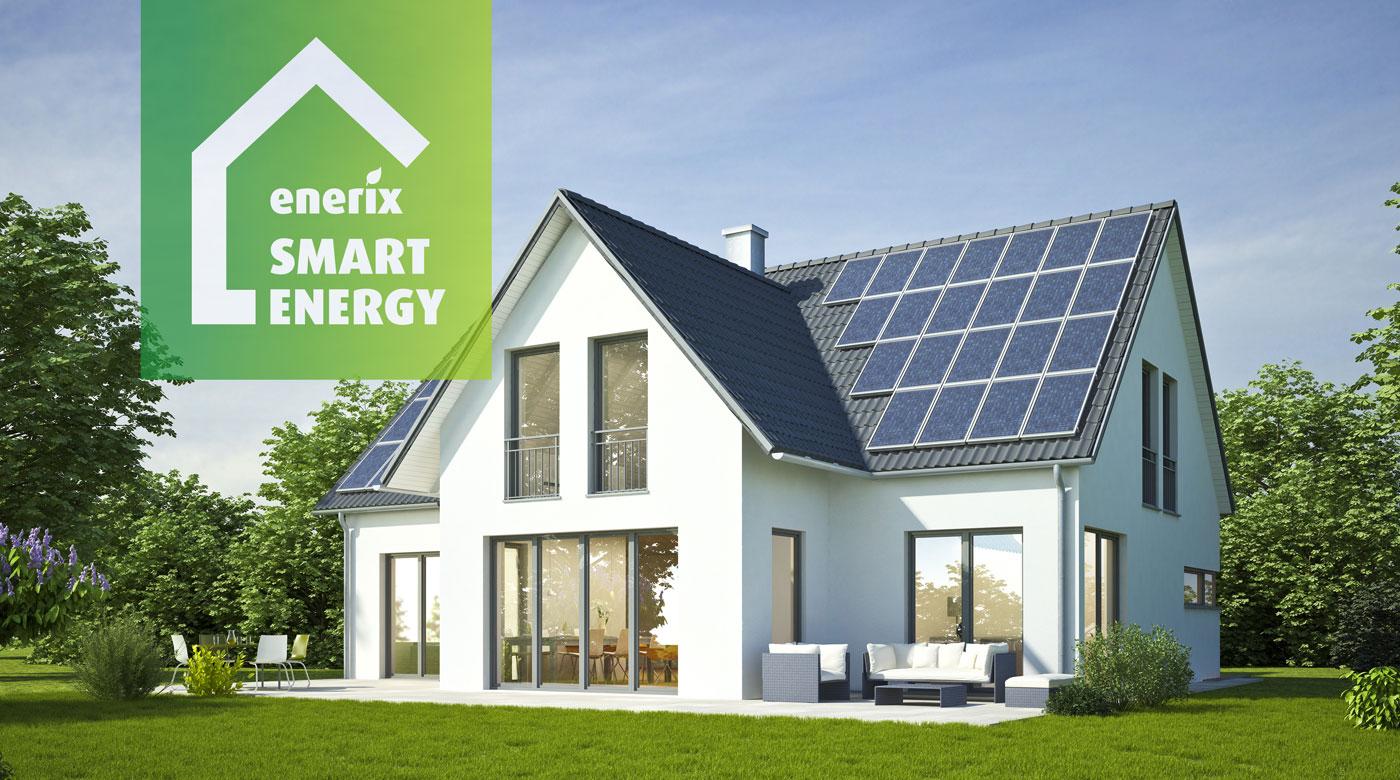 enerix Ludwigshafen - Photovoltaik und Stromspeicher
