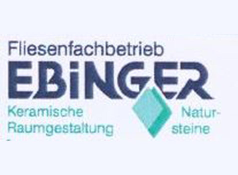 Bild zu Fliesenfachbetrieb, Ofenfachbetrieb Ebinger in Steinheim an der Murr
