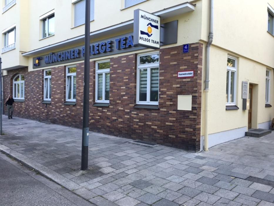 Bild zu Münchner Pflege Team GmbH & Co.KG in München