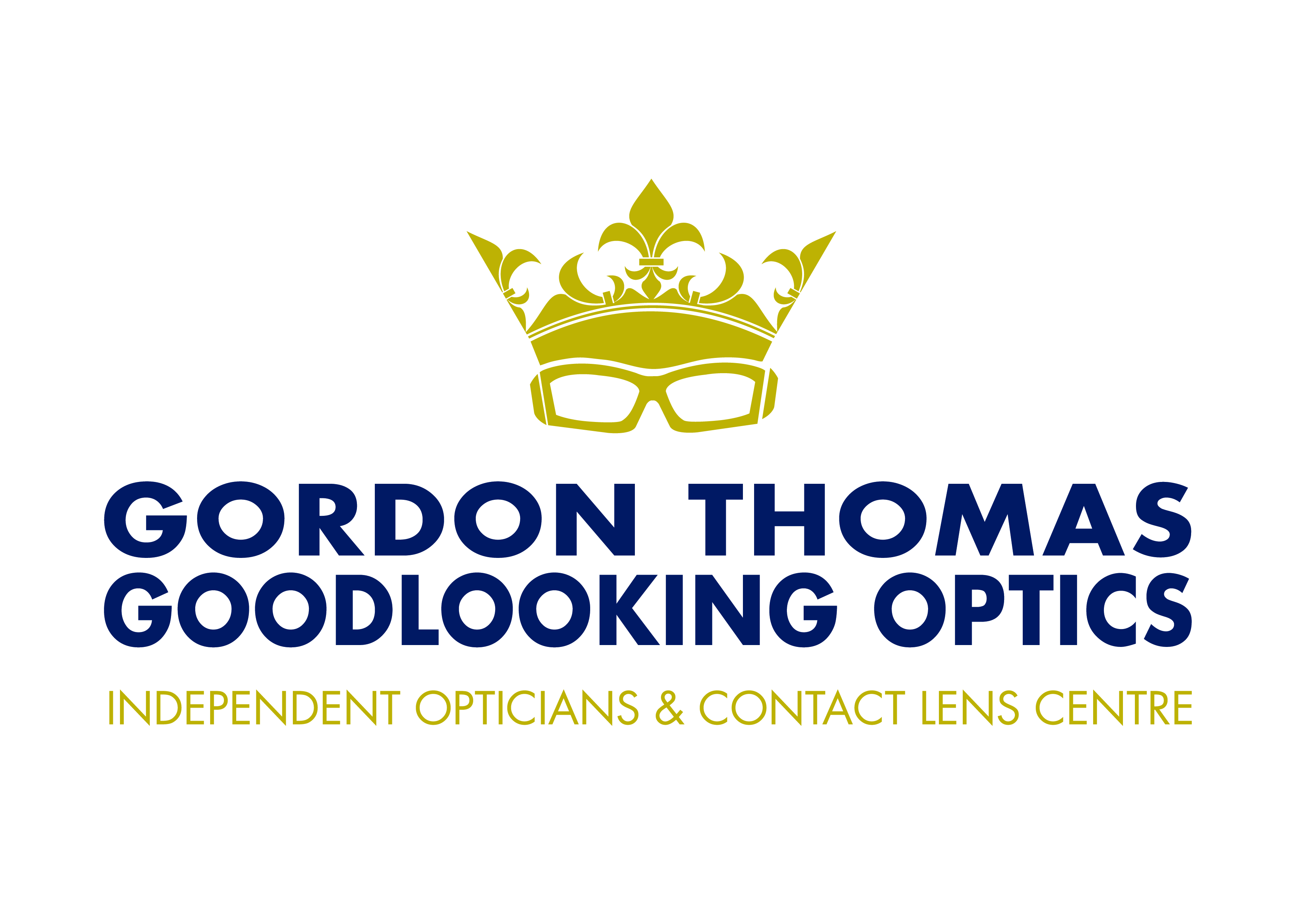 Gordon Thomas Good Looking Optics
