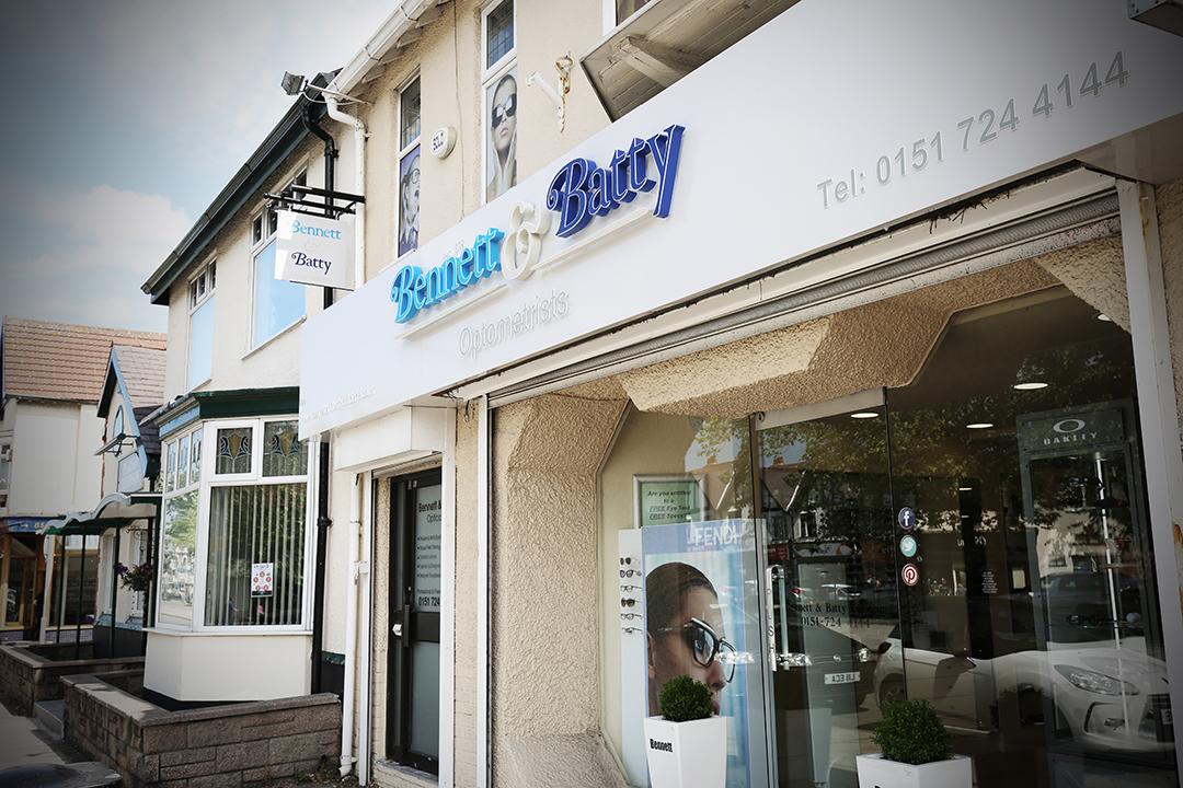 Bennett and Batty Opticians - Liverpool, Merseyside L18 2DD - 01517 244144 | ShowMeLocal.com