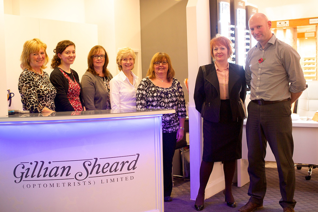 Gillian Sheard Opticians