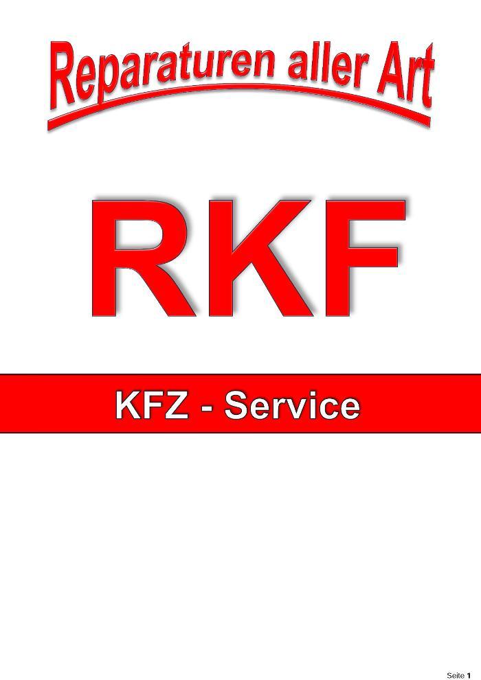 Bild zu RKF KFZ-Service in Stuhr