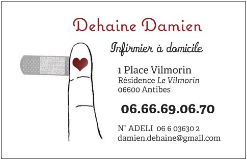 Cabinet Infirmier Dehaine Damien