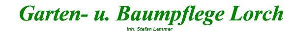 Garten-Baumpflege Lorch, Inh. Stefan Lemmer