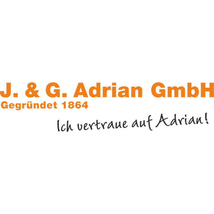 Bild zu J. & G. Adrian GmbH in Wiesbaden