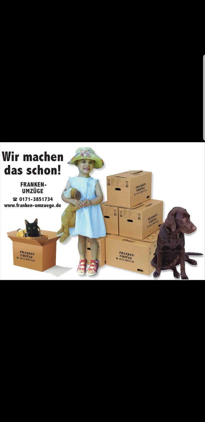 Bild zu Franken-Umzüge in Nürnberg