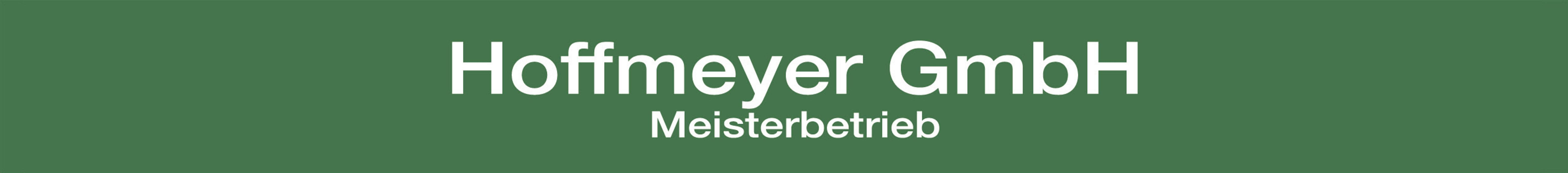 Bild zu Hoffmeyer GmbH in Pulheim