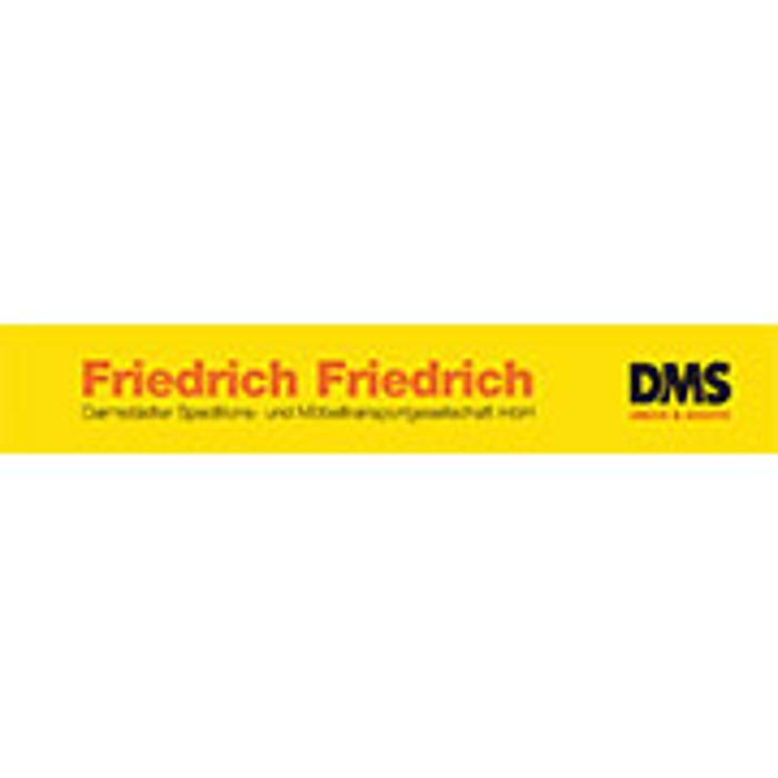 Bild zu Friedrich Friedrich Darmstädter Speditions- und Möbeltransportgesellschaft mbH in Griesheim in Hessen