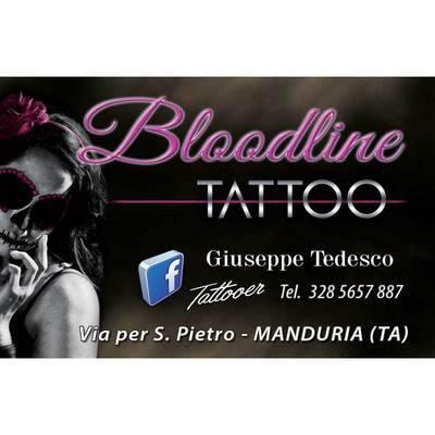 Blood Line Tatoo