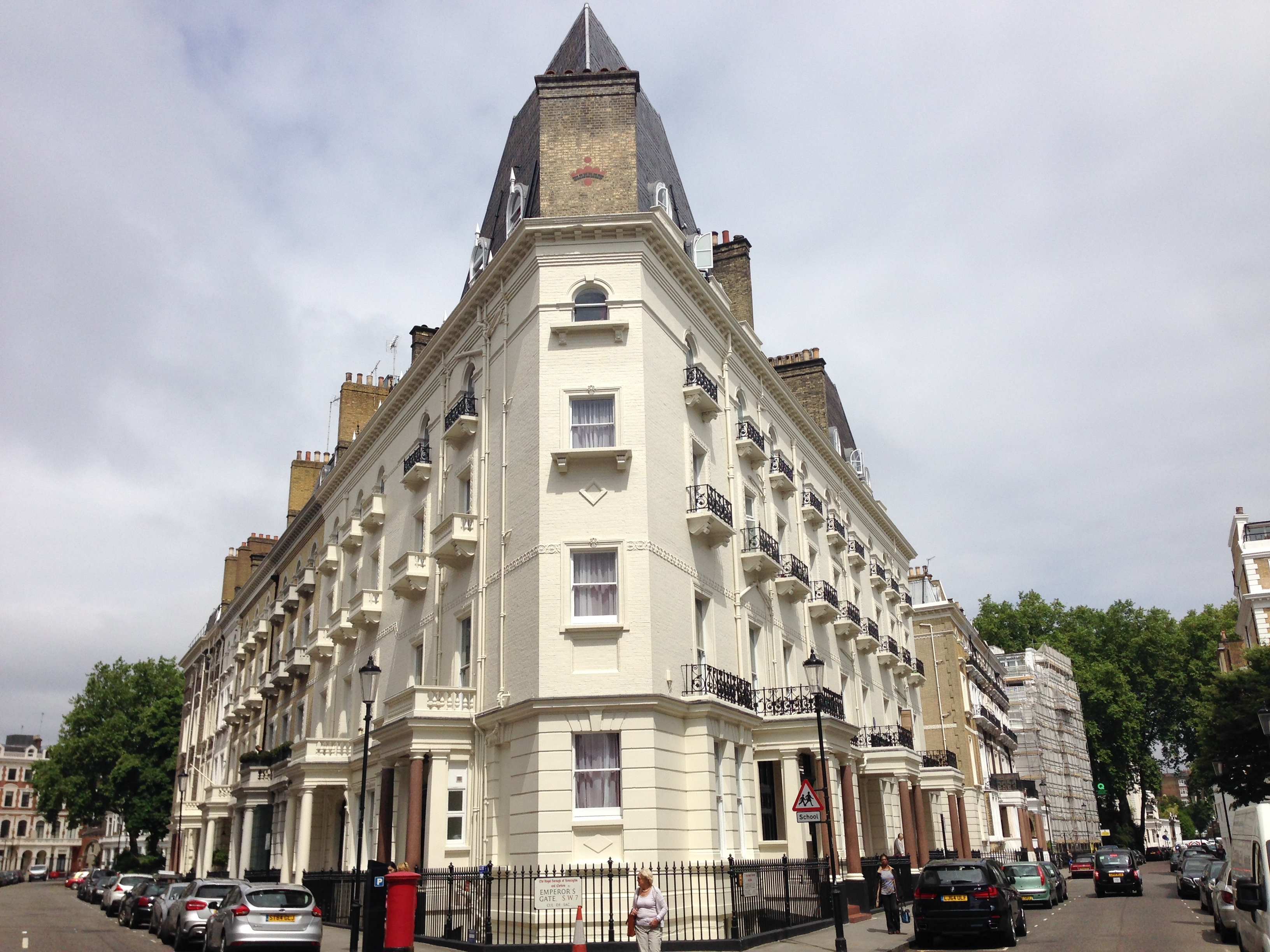 Belvedere House (Gloucester Road)