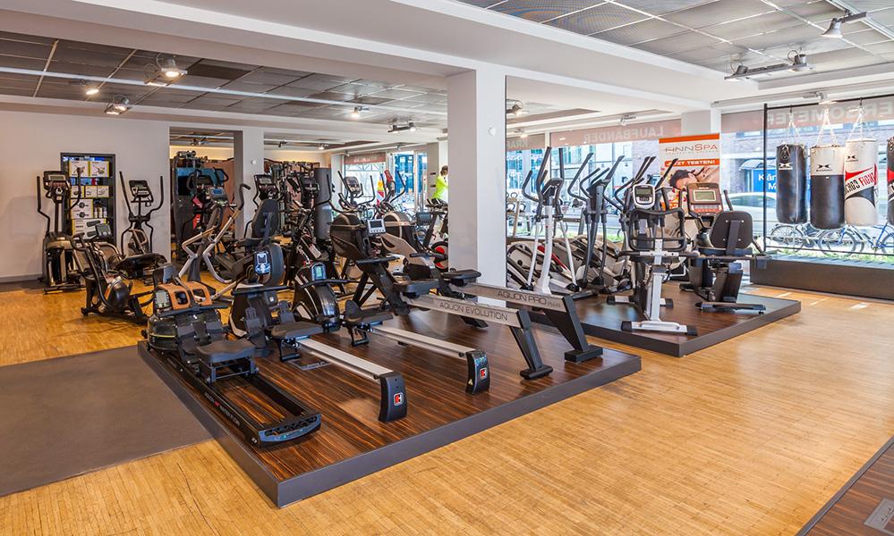 HAMMER Fitnessgeräte Frankfurt
