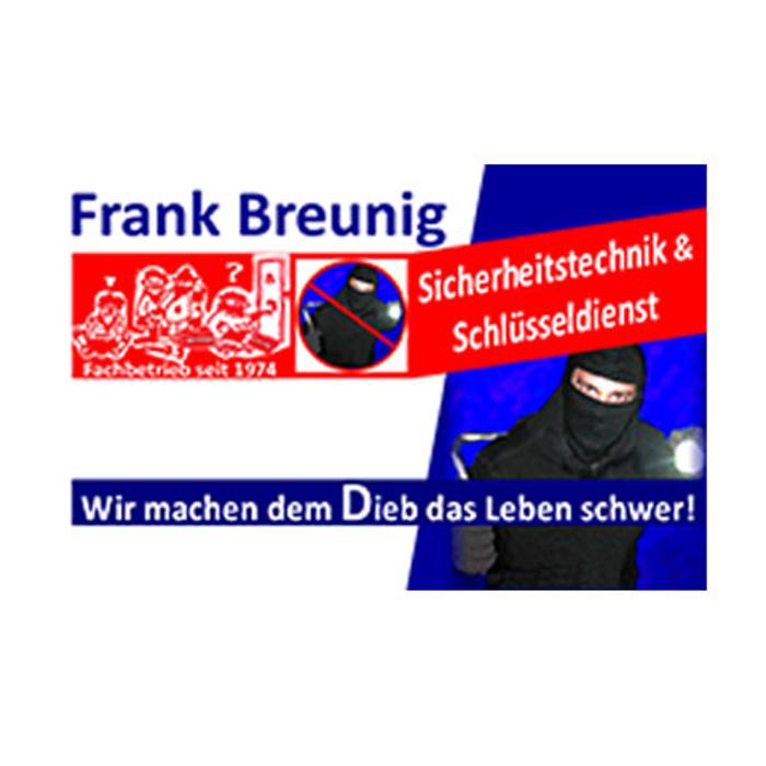 Bild zu Breunig Frank Sicherheitstechnik Schlüsseldienst in Bad Vilbel