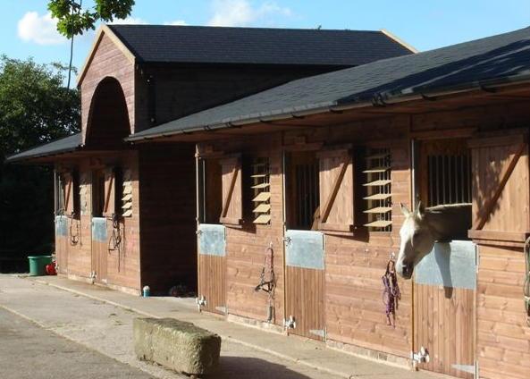Withington Hill bâtiments équestre