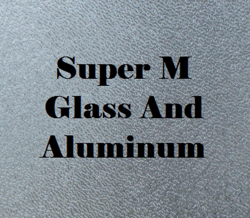 Super M Glass and Aluminum - Denton, TX