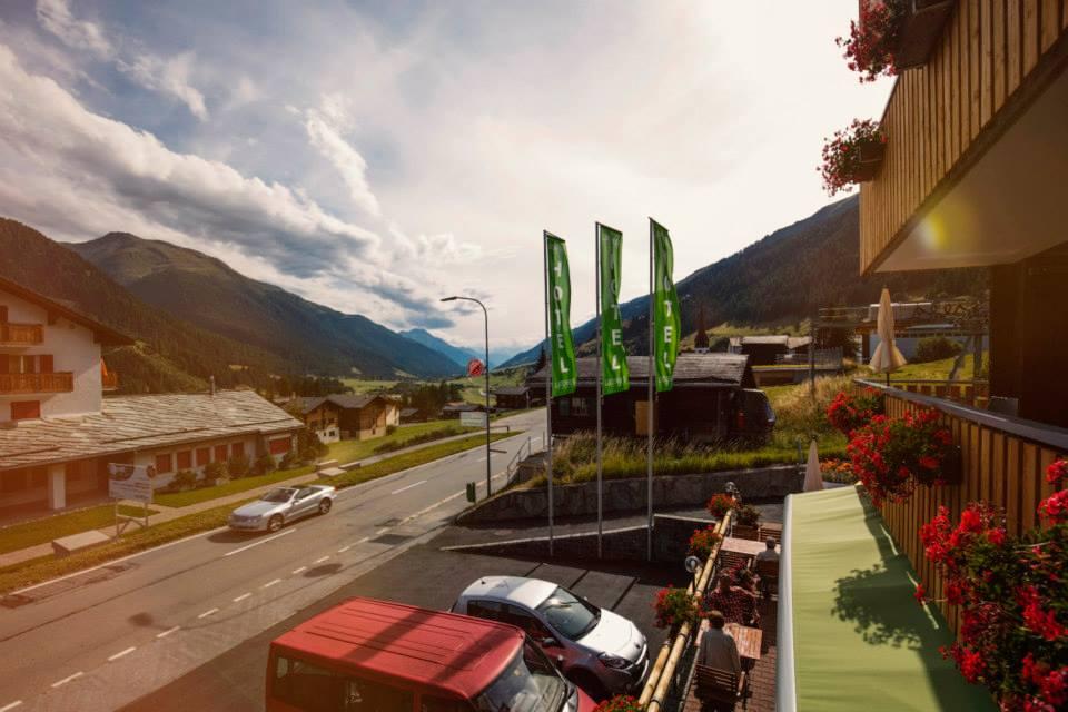 Hotel Restaurant Landhaus Goms