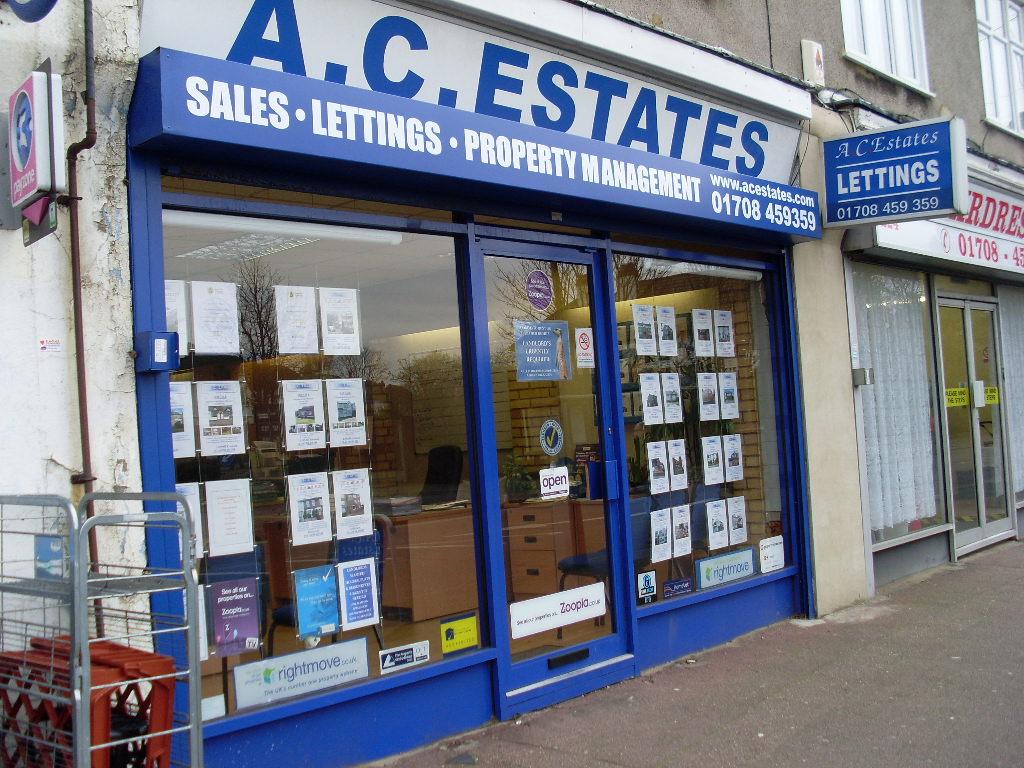 A.C.Estates - Hornchurch, London RM12 4NA - 01708 459359 | ShowMeLocal.com