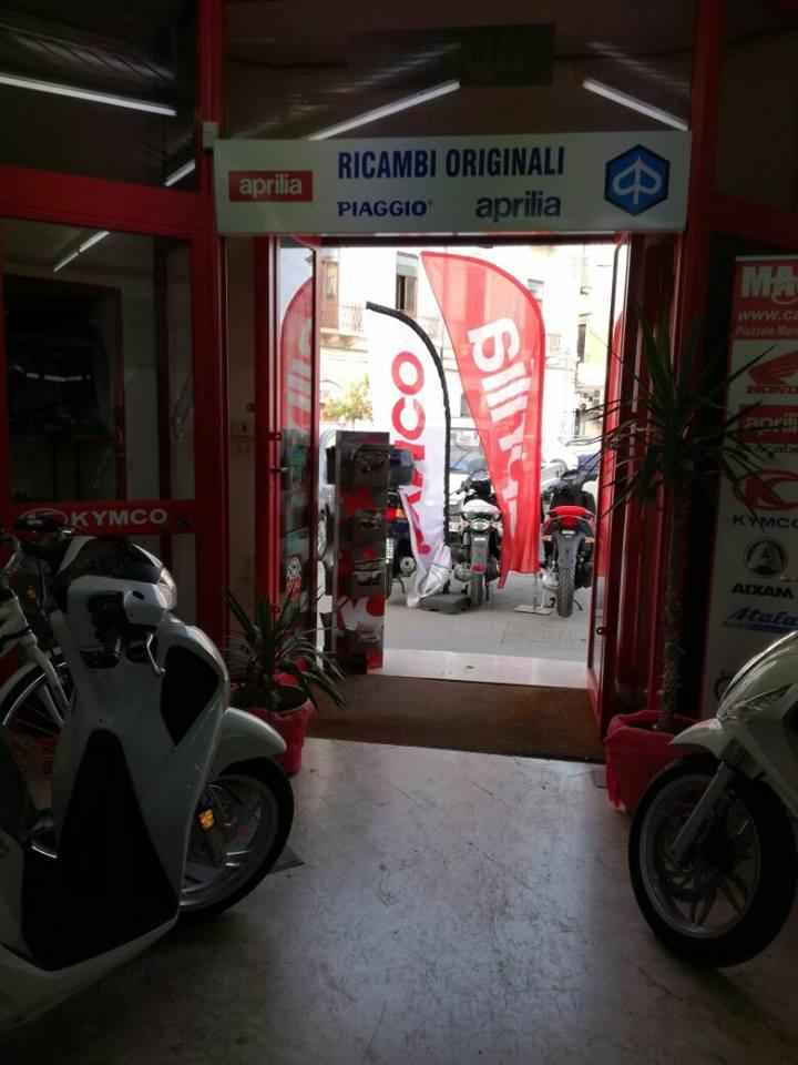 Casa della moto Macca