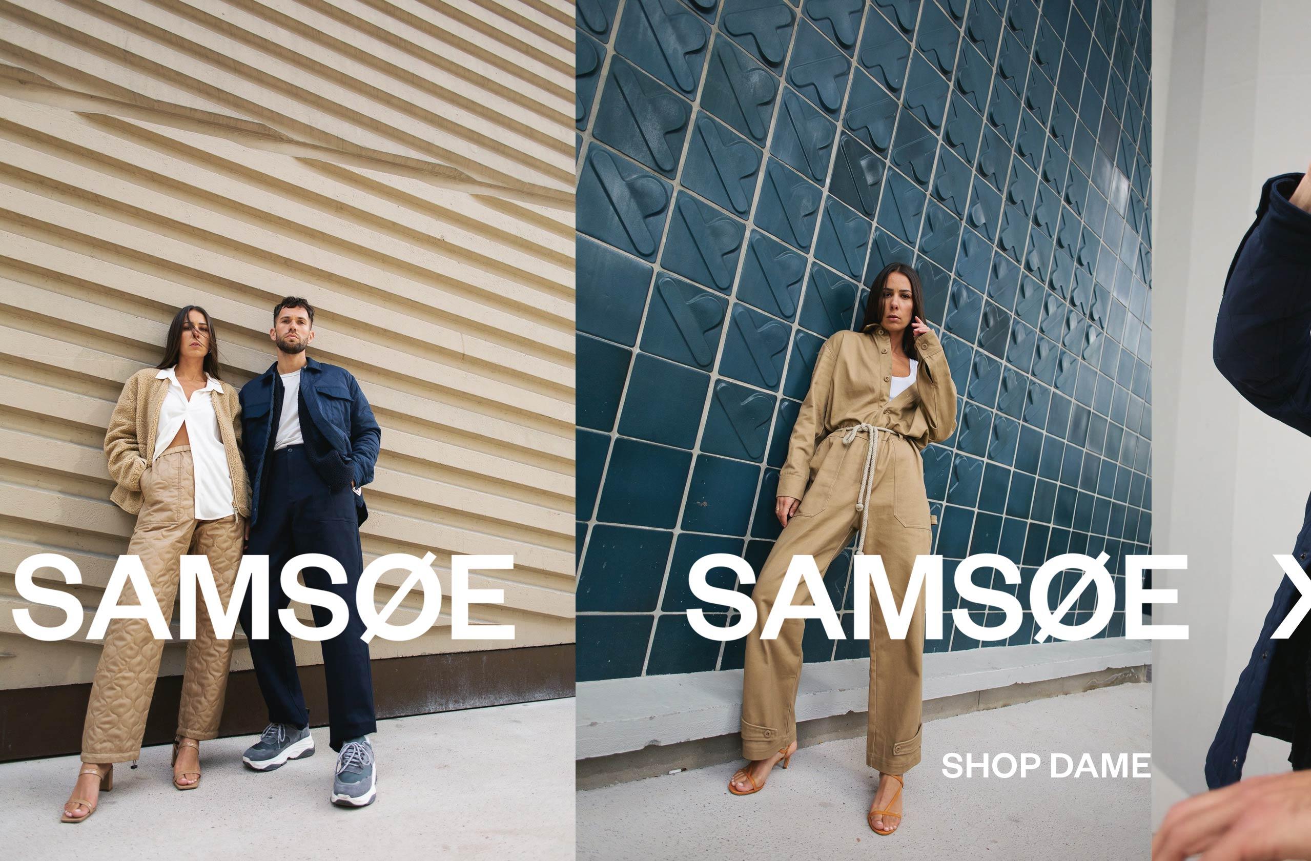 Samsøe Samsøe - Mood Stockholm
