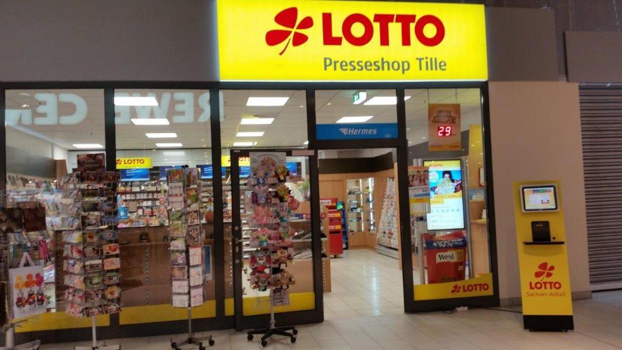 Lotto Annahmestelle Lutherstadt Eisleben Herner Strasse 7