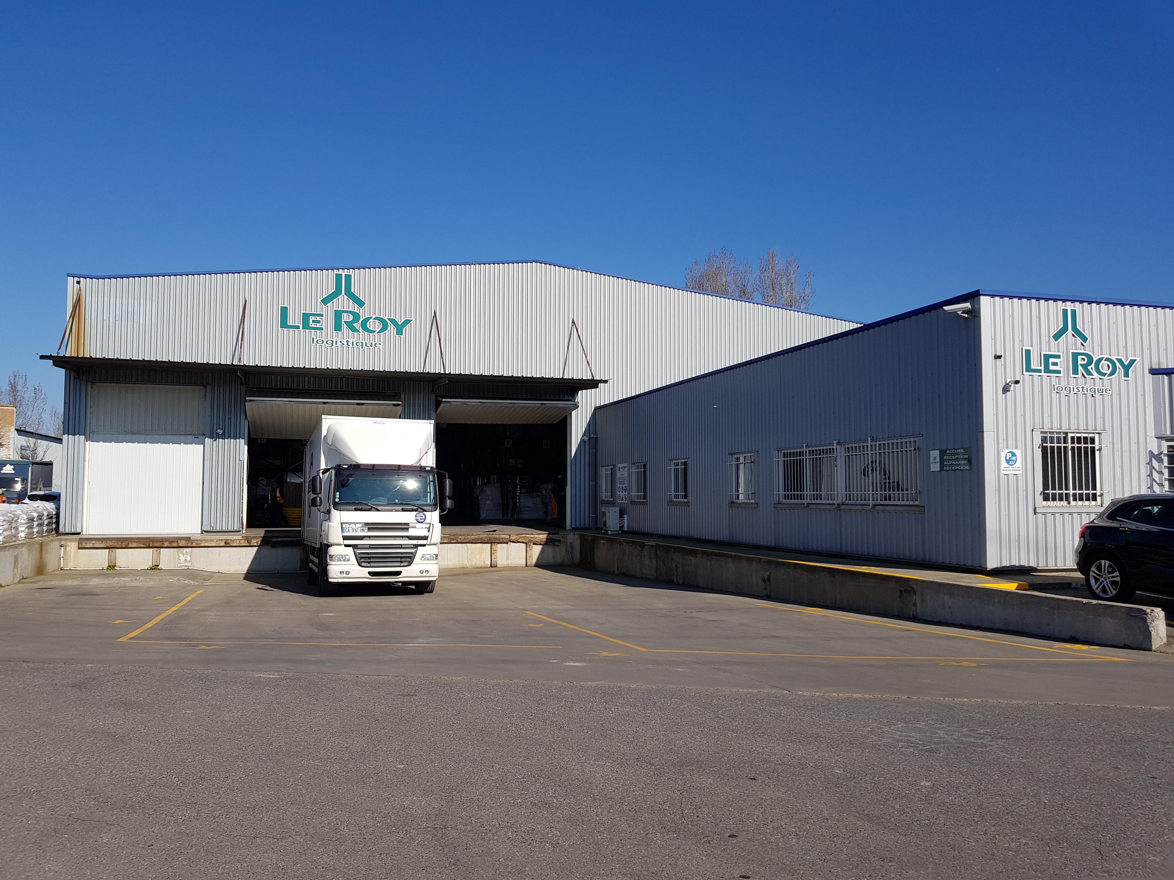 Le roy logistique toulouse aucamville 31140 rue - Le roy logistique ...