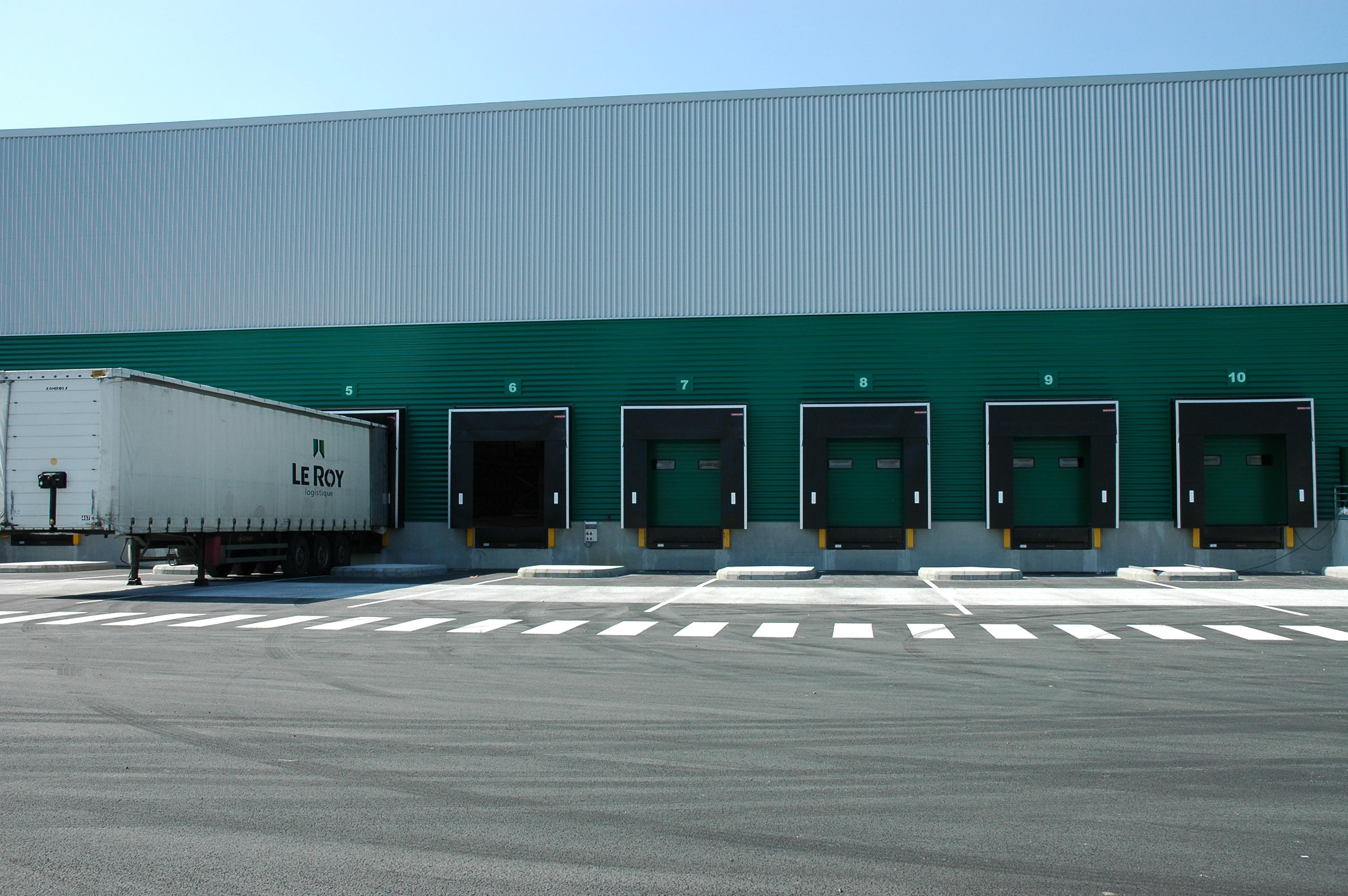 Le Roy Logistique Les Herbiers