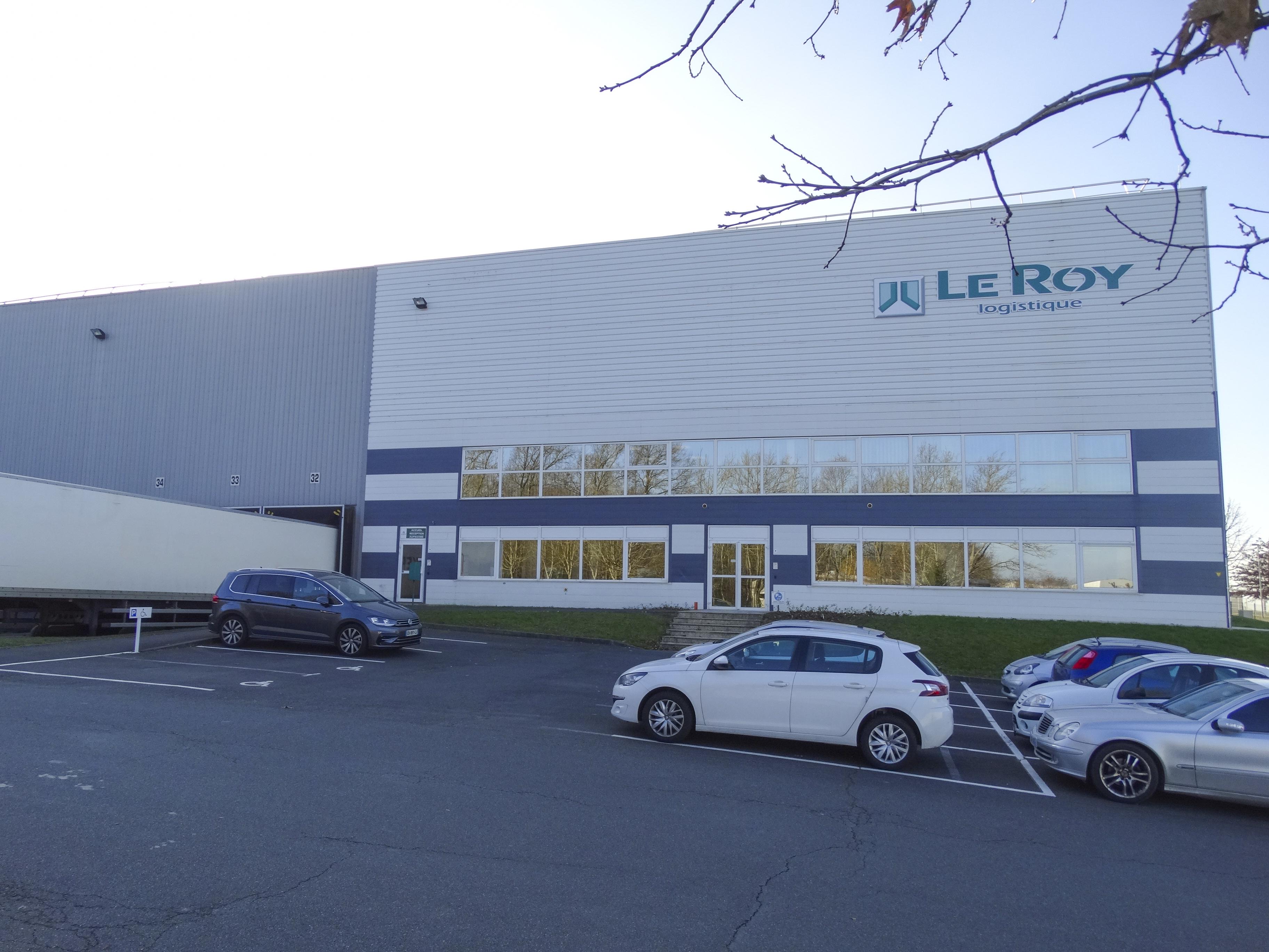 Le roy logistique orl ans ormes 45140 rue pass e - Le roy logistique ...