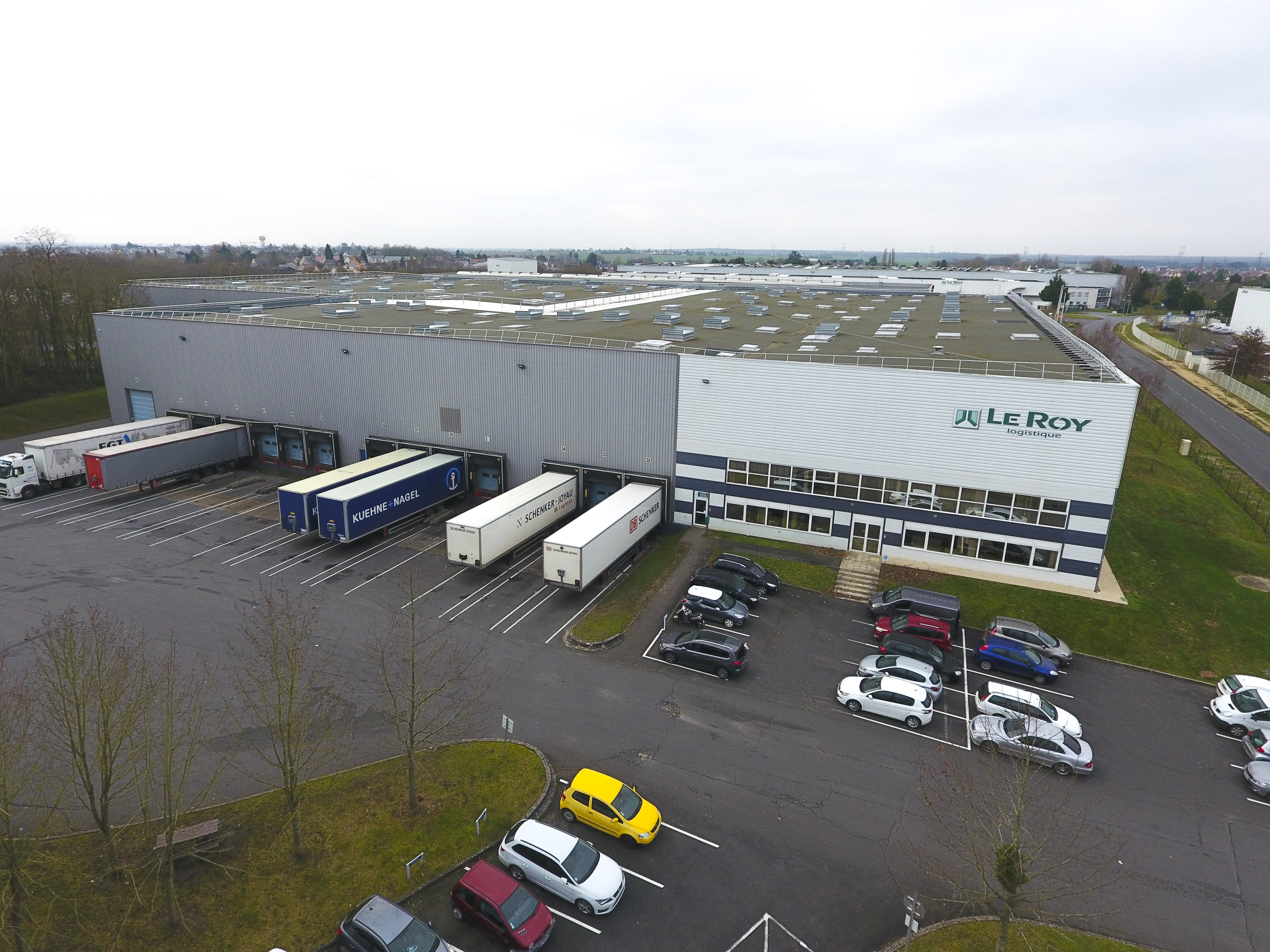 Le Roy Logistique Orléans