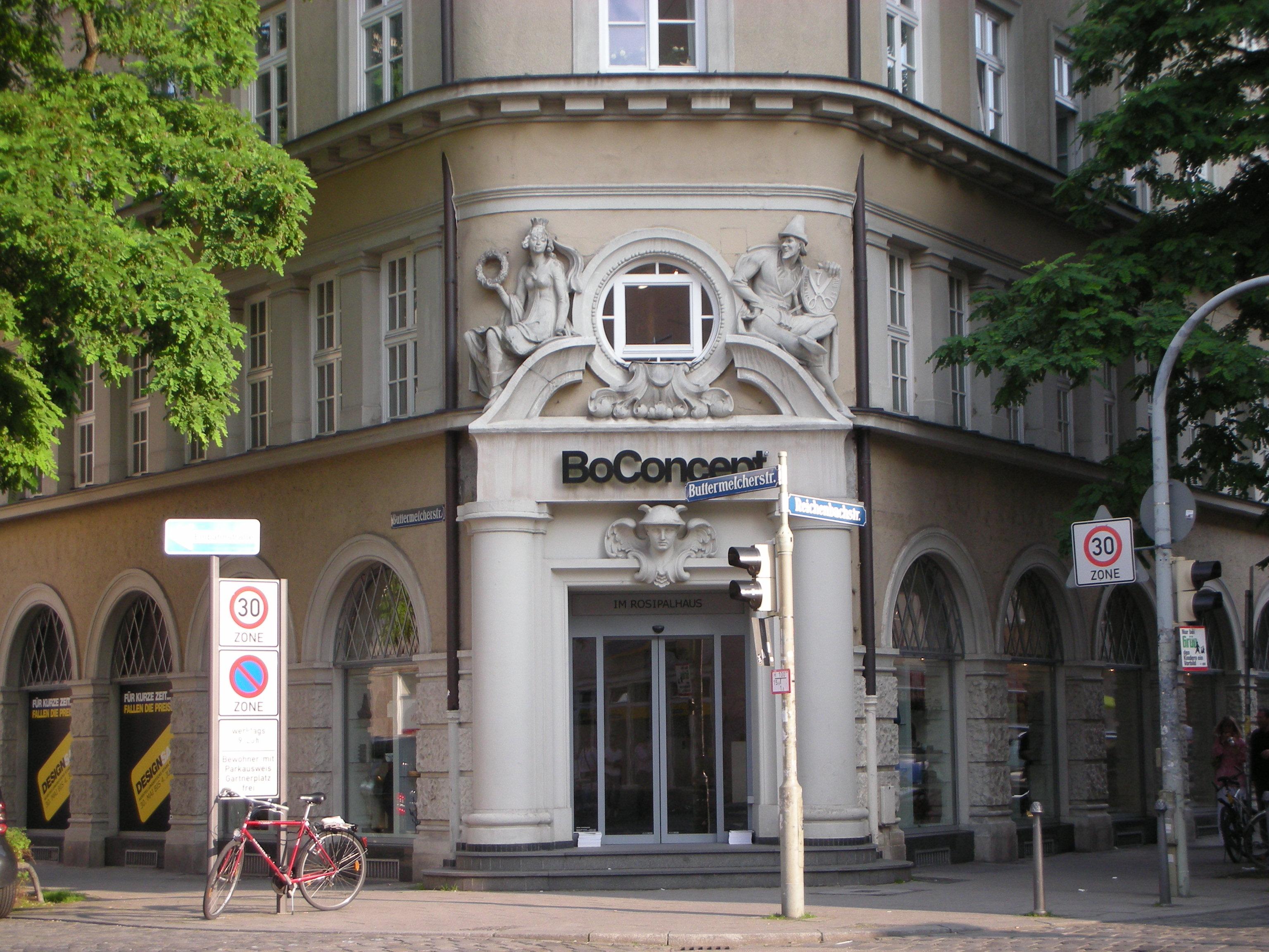 BoConcept München Buttermelcherstraße