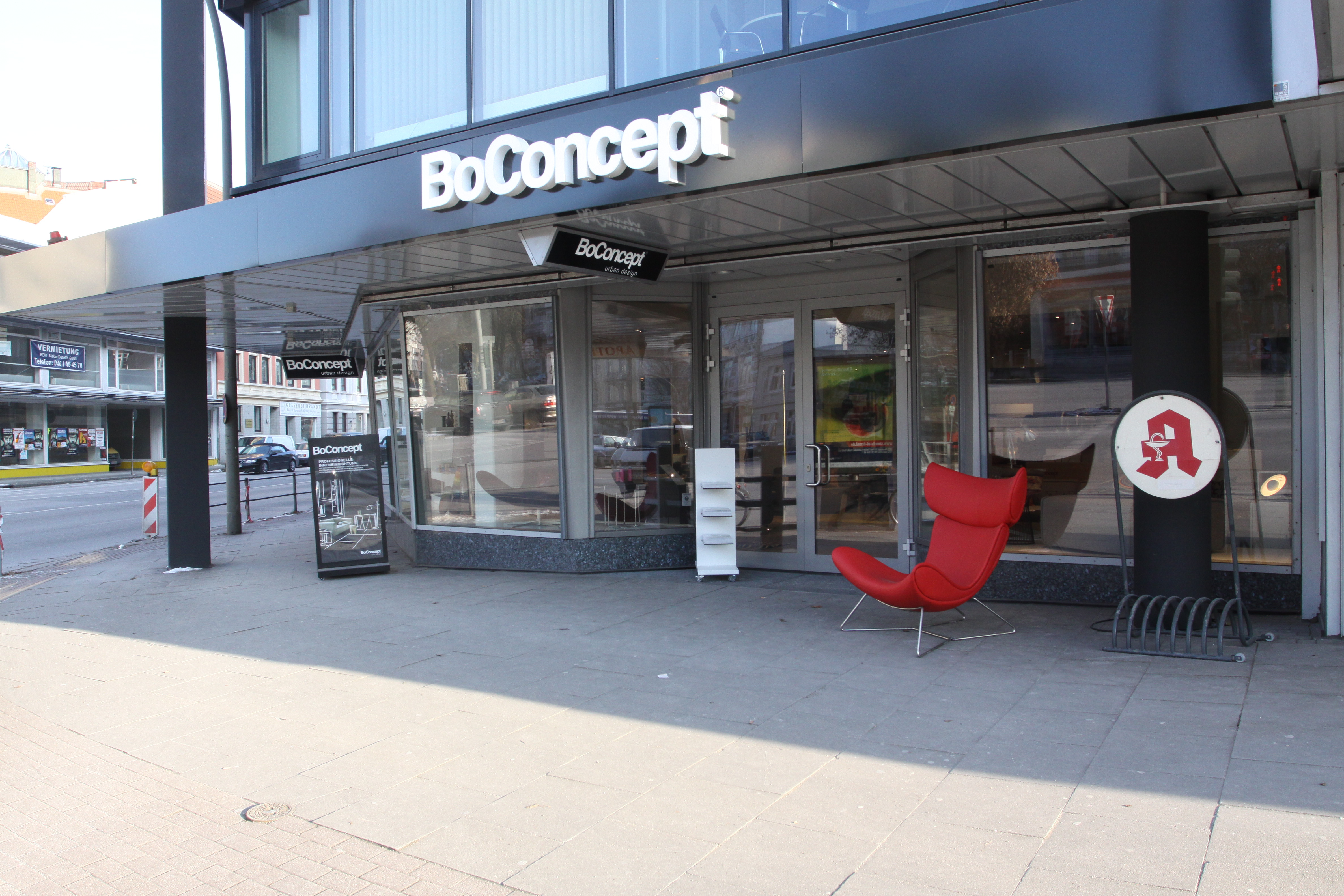 boconcept hamburg eppendorf in hamburg branchenbuch deutschland. Black Bedroom Furniture Sets. Home Design Ideas