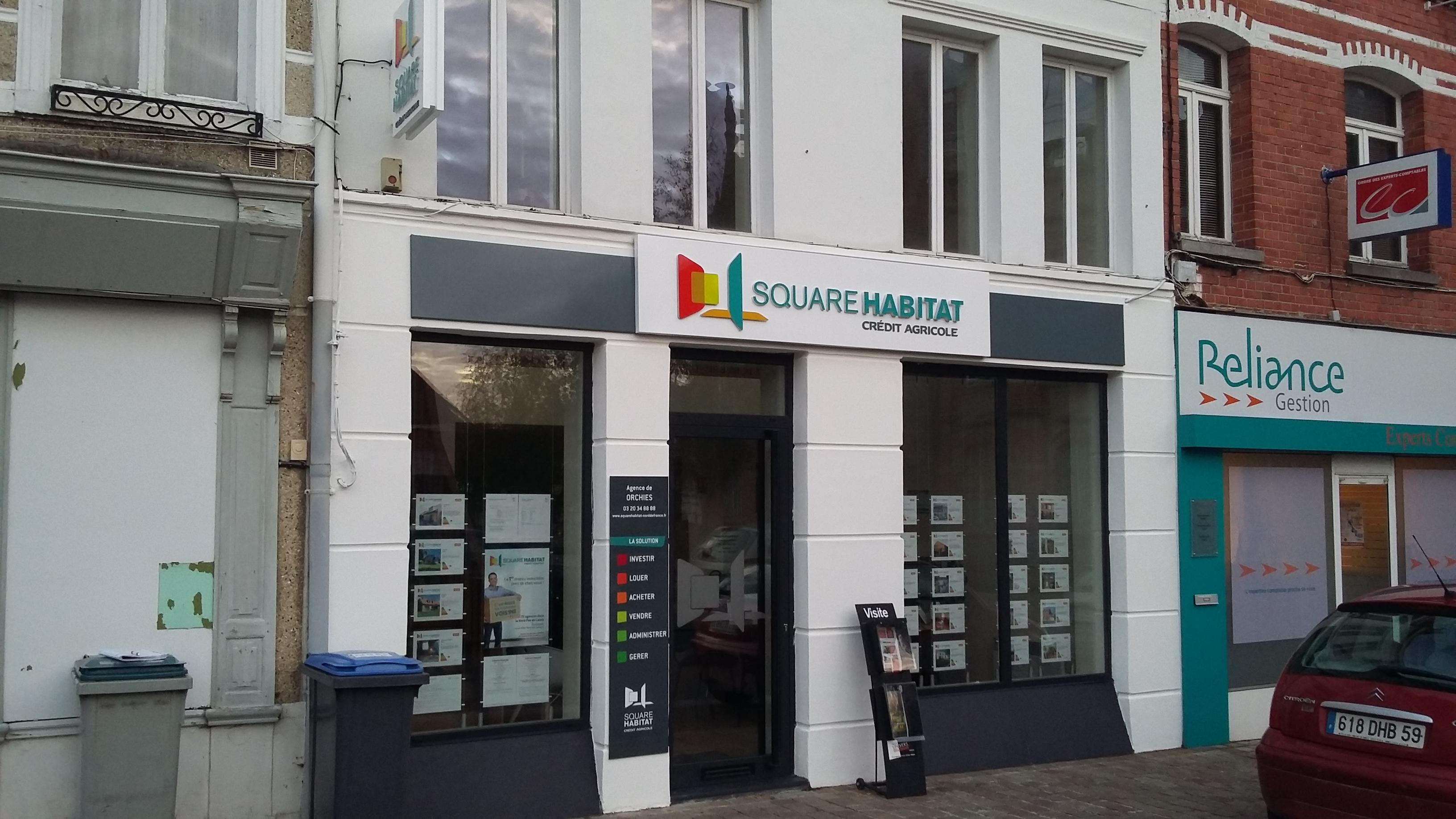 Square Habitat Orchies