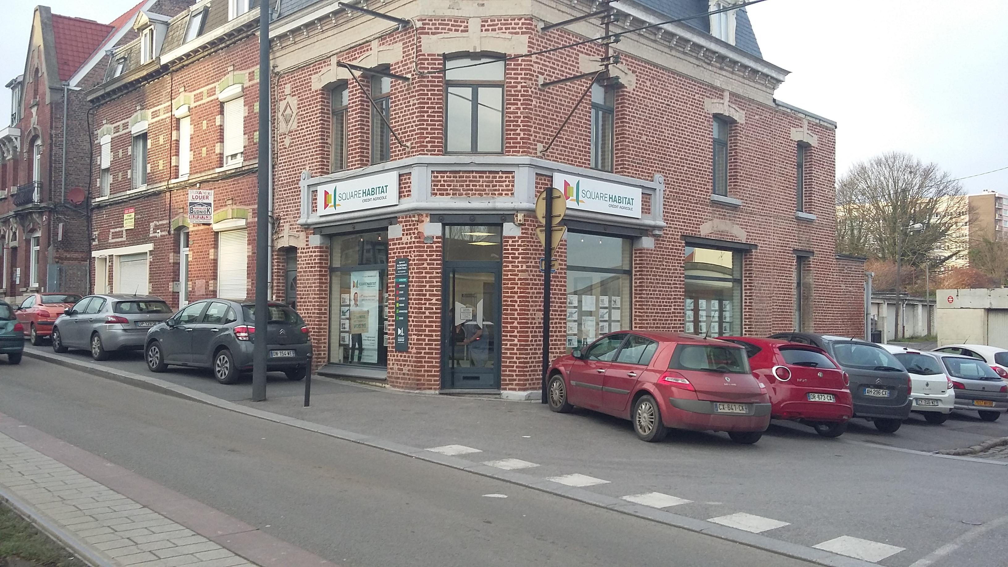 Square Habitat Valenciennes Croisé d'Anzin