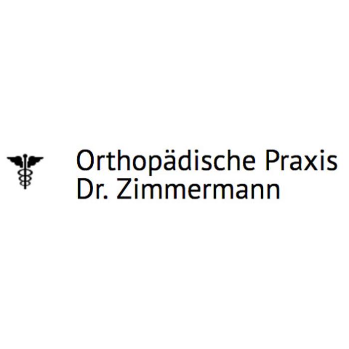 Bild zu Orthopädische Praxis Dr. Zimmermann in Bad Vilbel