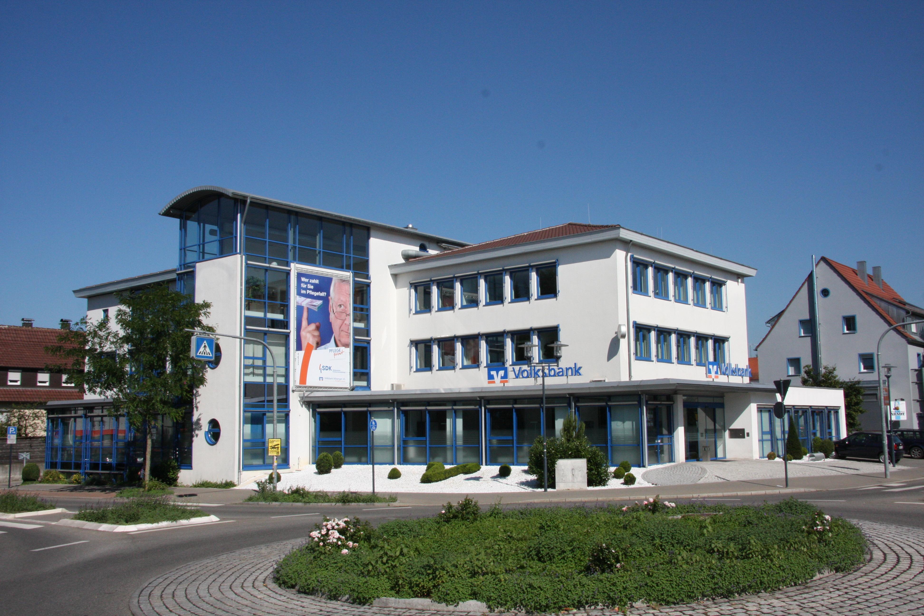 VR Bank Tübingen eG, Filiale Mössingen