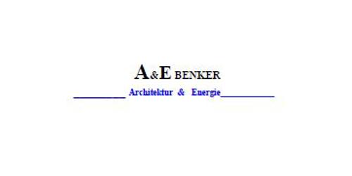 A & E Benker Architektur & Energie, Architekturbüro Logo