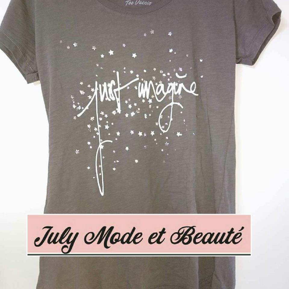 July Mode et Beauté (vente de vêtements femmes et accessoires à domicile et en ligne)